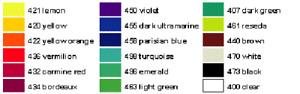 MARABU GLASART & EFFEKTE GLASS PAINT EFFECT 15ML COLOUR CHOICES BUY 2 GET 1 FREE