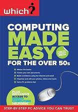 Computing Made Easy for the Over 50s (Vista edition) (Which),  , Acceptable | Fa