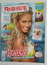REVISTA REBELDE 7 rbd anahi