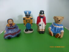 More details for wade toy box set   -  soldier / chuckles  / emily doll  / amelia teddy bear