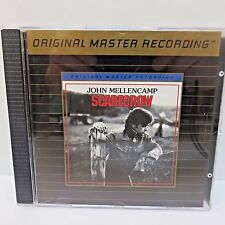 Scarecrow by John Mellencamp (CD, MFSL) Orig Master Recording 24 KT Gold, Mint