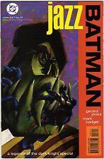 Batman Jazz 3 DC Comics USA 1995 a Legends of the Dark Knight SPECIAL M. Badger