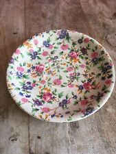 Royal Winton Chintz Small Saucer Plate Little Dish Very Pretty Floral Vintage