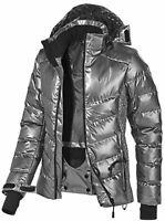 Crivit PRO/Thinsulate Damen Skijacke mit Recco Reflektor und Kapuze