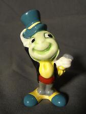 Vintage 1986 Disney Jiminy Cricket Porcelain Figurine Made in Japan