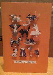 Hallmark Signature Greeting Card - Halloween
