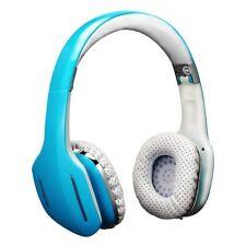 Ausdom Wireless Bluetooth Foldable Headphone for Cellphone,Laptop Computer(Blue)