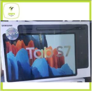 """Samsung Tab S7 256gb 8gb 11"""" Wifi T870 2020 Brand New Jeptall"""