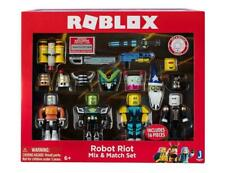 Roblox Robot Riot 4 Figure Pack Mix & Match Set Action Figure Toys Kids Gift