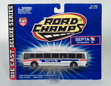 Road Champs HO1:87Flxible Metro/Grumman870 SEPTA Philadelphia PA Transit Bus C2