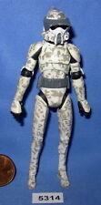 "Star Wars 2010 ARF TROOPER JUNGLE CAMO 3.75"" figure #1"