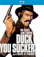 BLU-RAY Duck You Sucker aka A Fistful of Dynamite (Blu-Ray) NEW James Coburn