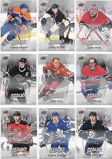 U PICK EM LOT 2016-17 16-17 UD MVP Silver Script SP Hi Set RC cards #1-300