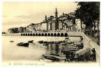 CPA 06 Alpes-Maritimes Menton le Vieille Ville