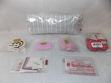 American Girl KIT'S SET 3 MISC 7 PC SOCKS LACROSSE REPORTER SHOES Doll Kit NEW