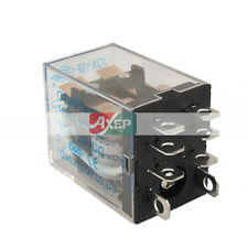 JQX-13F2Z Power Relay 8 Pin DPDT DC 12V 5A 240V AC 28V