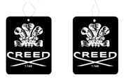 Creed Perfume Car Air freshener 100% High Quality (Buy 3 Get 1 Free)