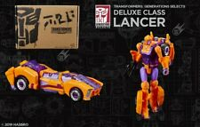 LANCER Transformers Generations Selects War for Cybertron Deluxe