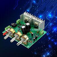 2 Channel 2.0 15W Audio TDA2030A Hifi Module Stereo Amplifier AMP Board DIY Kit