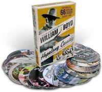 Hopalong Cassidy William Boyd Ultimate Collector's  DVD Set 66-Film NEW