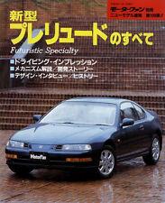 [BOOK] All about Honda Prelude New Model Report 109 BA BB Si VTEC 4WS BA8 BB1