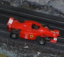 TYCO 440 TYCO FERRARI F1 aspery # 4 Scala HO Slot Car
