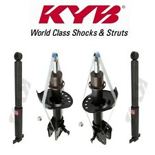 NEW Honda Odyssey Front and Rear Shocks and Struts Assemblies KYB Excel-G