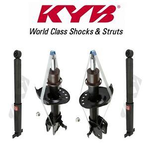 For Honda Odyssey V6 GAS Front Left Suspension Strut Assembly KYB Excel-G 339221