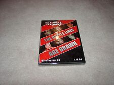 Ring of Honor The Battle Lines Are Drawn DVD, 1/10/04, ROH, Bryan Danielson