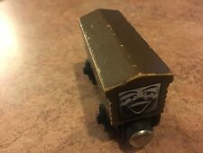 1992 Shining Time Wooden Thomas Train White Face Troublesome Breakvan!