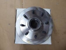 NEW PROFESSIONAL'S CHOICE FRONT BRAKE ROTOR 121.65026 FITS VEHICLES ON CHART