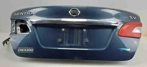 Trunk/decklid/hatch/tailgate NISSAN SENTRA 13 14 15