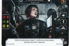 Star Wars X-Wing 2.0  - Alt Art Promo Card - Howlrunner