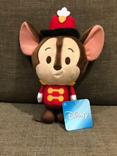 DISNEY DUMBO - TIMOTHY MOUSE PLUSH TOY BRAND NEW WITH TAG 18cm