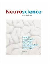Neuroscience, Fourth Edition, Dale Purves, Acceptable Book