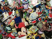 DISNEY PIN 400 PINS MIXED LOT FASTEST SHIPPER TO USA 100-150 different + 4 free