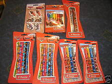 Lot of Disney Pixar Cars School Supplies Pencils & More