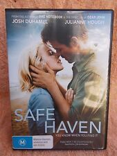 SAFE HAVEN JOSH DUHAMEL,JULIANNE HOUGH DVD M R4