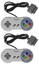 Super Nintendo Controller SNES Joypad Gamepad Kontroller original Retro NEU WOW