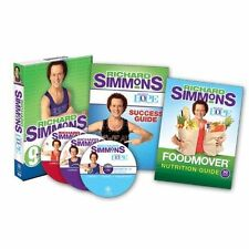Richard Simmons Project H.O.P.E. Home Workout System DVD Training Fitness Sport