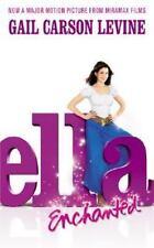 Ella Enchanted Levine, Gail Carson Paperback