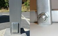 Geocache Containers Magnetic Nano bolt / Utility Electrical Plate - Geocaching