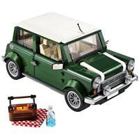 Technic Car Series 10242 Mini Cooper Model Building Blocks Bricks Toys 1108 Pcs