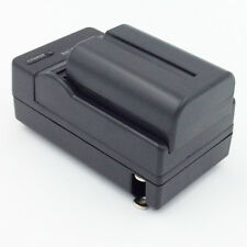 NP-FM50 NP-QM51 Battery & Charger for SONY DCR-TRV6 DCR-TRV8 DCR-TRV11 DCR-TRV17