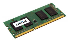 8GB Crucial DDR3 SO DIMM 1600MHz PC3-12800 CL11 1.35V Memory Module