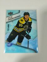 2019-20 UD Ice Premieres Rookie Level 3 #98 Karson Kuhlman Boston Bruins 131/499