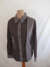 Chemise One Step Marron Taille 40 à - 66%