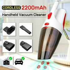 Handheld Vacuum Cleaner Cordless Rechargeable Wet/Dry Home Car Cleaning Tool