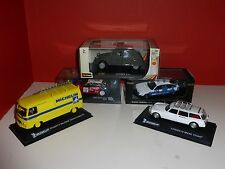 Die Cast French Model Vehicles Different Scales Peugeot