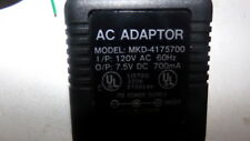 Ite Ac/Dc Adapter Power Supply Charger Mkd-4175700 Ships Free!